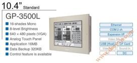 Màn Hình Proface, HMI Proface AGP3500-L-D24, 10.4 Inch, đen trắng
