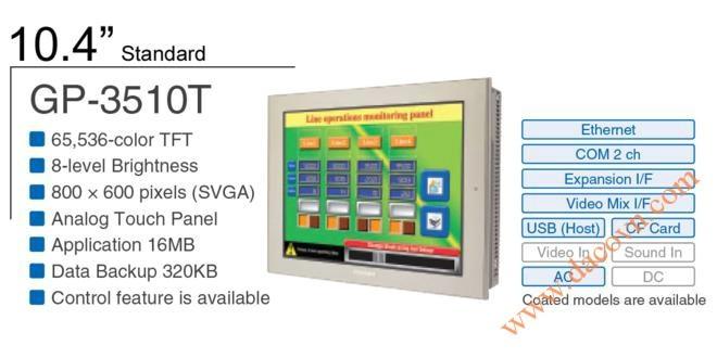 Màn Hình Proface, HMI Proface AGP3510-T1-AF, 10.4 Inch, mầu
