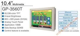 Màn Hình Proface, HMI Proface AGP3560-T1-AF, 10.4 Inch, mầu