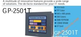 Màn hình cảm ứng HMI Proface GP2501-TC11, 10.4 Inch, mầu