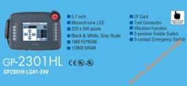 Màn hình cảm ứng HMI Proface cầm tay GP2301H-LG41-24V, 5.7 Inch, đen trắng