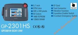 Màn hình cảm ứng HMI Proface cầm tay GP2301H-SC41-24V, 5.7 Inch, mầu