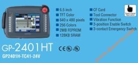 Màn hình cảm ứng HMI Proface cầm tay GP2401H-TC41-24V, 6.5 Inch mầu
