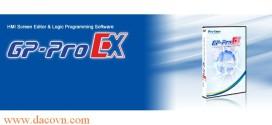 Phần mềm lập trình màn hình Proface HMI GP-PROEX-Ver.3.5