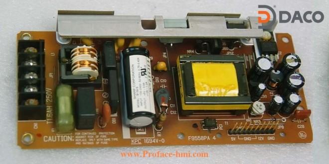 Bảng Mạch Nguồn Màn Hình GP2500 100~220 VAC – F9558PA