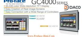 GC4000 Màn Hình Proface, Man Hinh Proface GC4000, 7.0 ~10 Inch, Mầu