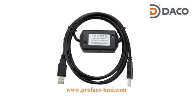 CA3-USBCB-01 Cáp lập trình màn hình PROFACE-GP3000-ST3000-LT3000