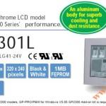 Màn hình cảm ứng HMI Proface GP2301-LG41-24V, 5.7 Inch, đen trắng