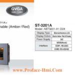 Man hinh cam ung hmi Proface ST3201-AST3201