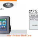 Man hinh cam ung hmi Proface ST3401-AST3401