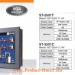 Man hinh cam ung hmi Proface ST3501-AST3501