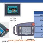 GP70-GP370-GP270-GP-H70 Man hinh cam ung Proface
