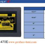 GP70-GP470 Man hinh cam ung Proface