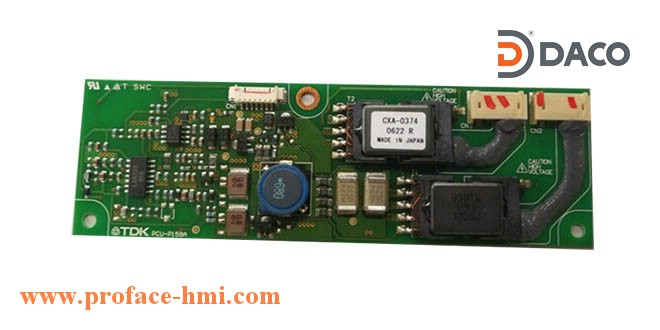 TDK PCU-P159A-CXA 0374 Mach Cao Ap Proface GP3500-Schneider XBTOT5320